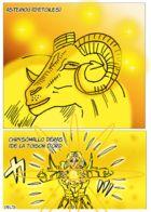 Saint Seiya Arès Apocalypse : Chapitre 14 page 20