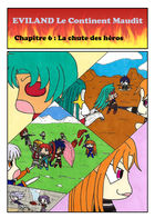 Les petites chroniques d'Eviland : Chapitre 6 page 1