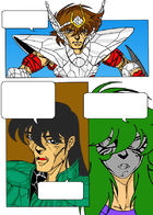 Saint Seiya Ultimate : Chapitre 4 page 8