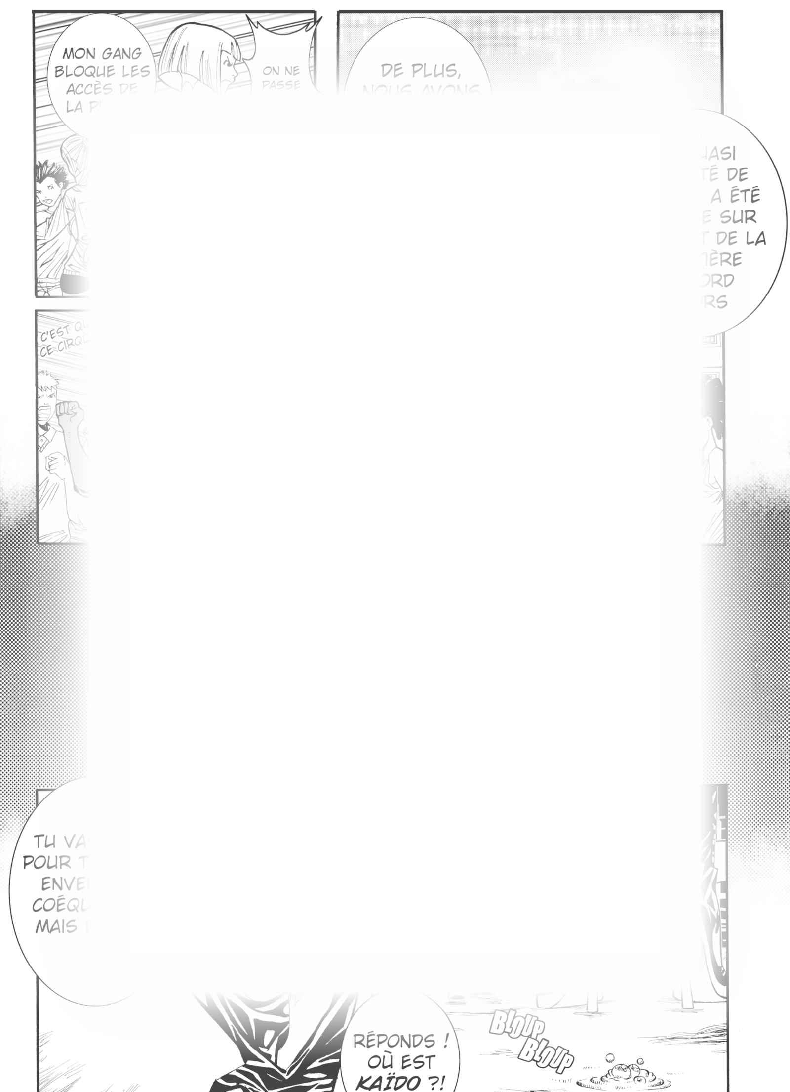 Run 8 (dark fantasy) : Chapitre 6 page 6