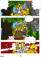 Saint Seiya : Hypermythe : Chapter 4 page 2