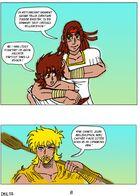 Saint Seiya : Hypermythe : Chapitre 5 page 10