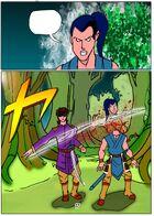 Saint Seiya Lakis chapter Gaiden : Chapter 1 page 19