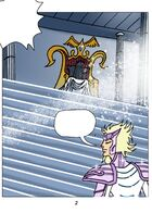 Saint Seiya Lakis chapter Gaiden : Chapter 1 page 4