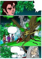 Saint Seiya Lakis chapter Gaiden : Chapter 1 page 10
