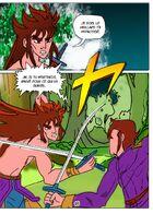 Saint Seiya Lakis chapter Gaiden : Chapitre 1 page 20