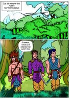 Saint Seiya Lakis chapter Gaiden : Chapter 1 page 9