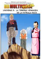 DBM U3 & U9: Una Tierra sin Goku : Capítulo 26 página 1