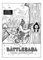 Battle Saga : Capítulo 2 página 3