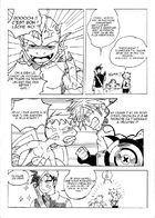 Battle Saga : Capítulo 2 página 5