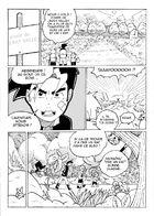 Battle Saga : Capítulo 2 página 8
