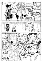 Battle Saga : Capítulo 2 página 9