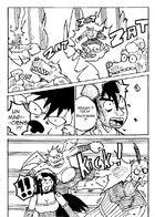 Battle Saga : Capítulo 2 página 15