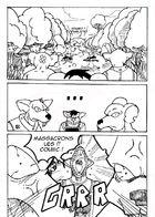 Battle Saga : Chapitre 2 page 17