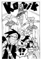 Battle Saga : Chapitre 2 page 19