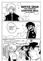 Battle Saga : Chapitre 2 page 24