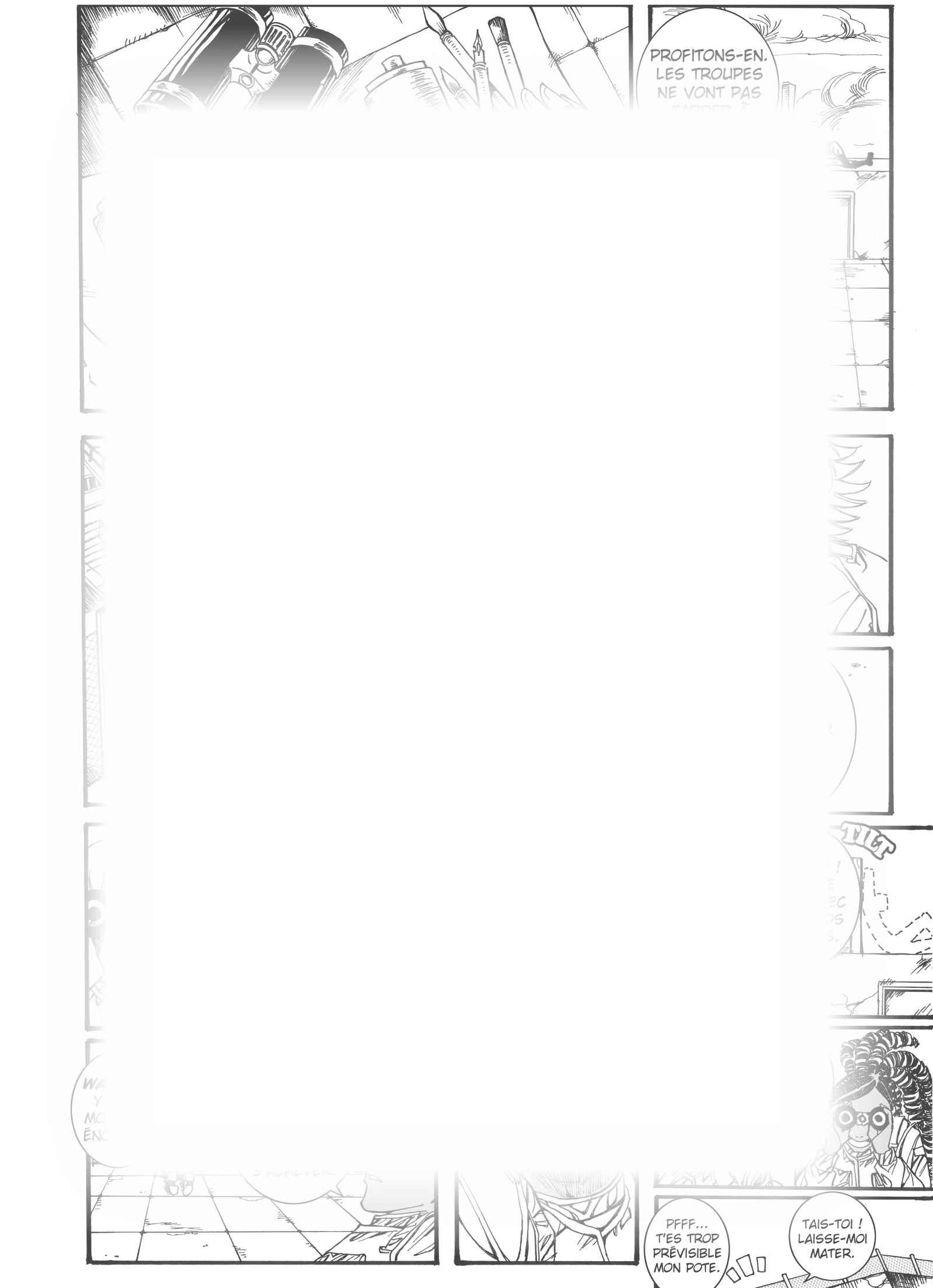 Run 8 (dark fantasy) : Chapitre 7 page 3