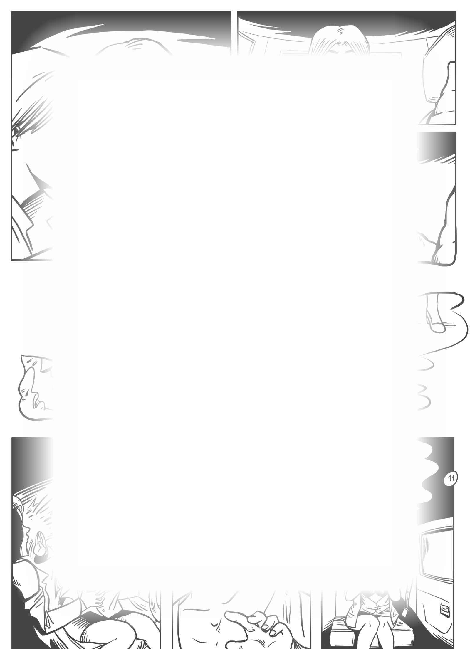 Imperfect : Capítulo 3 página 12