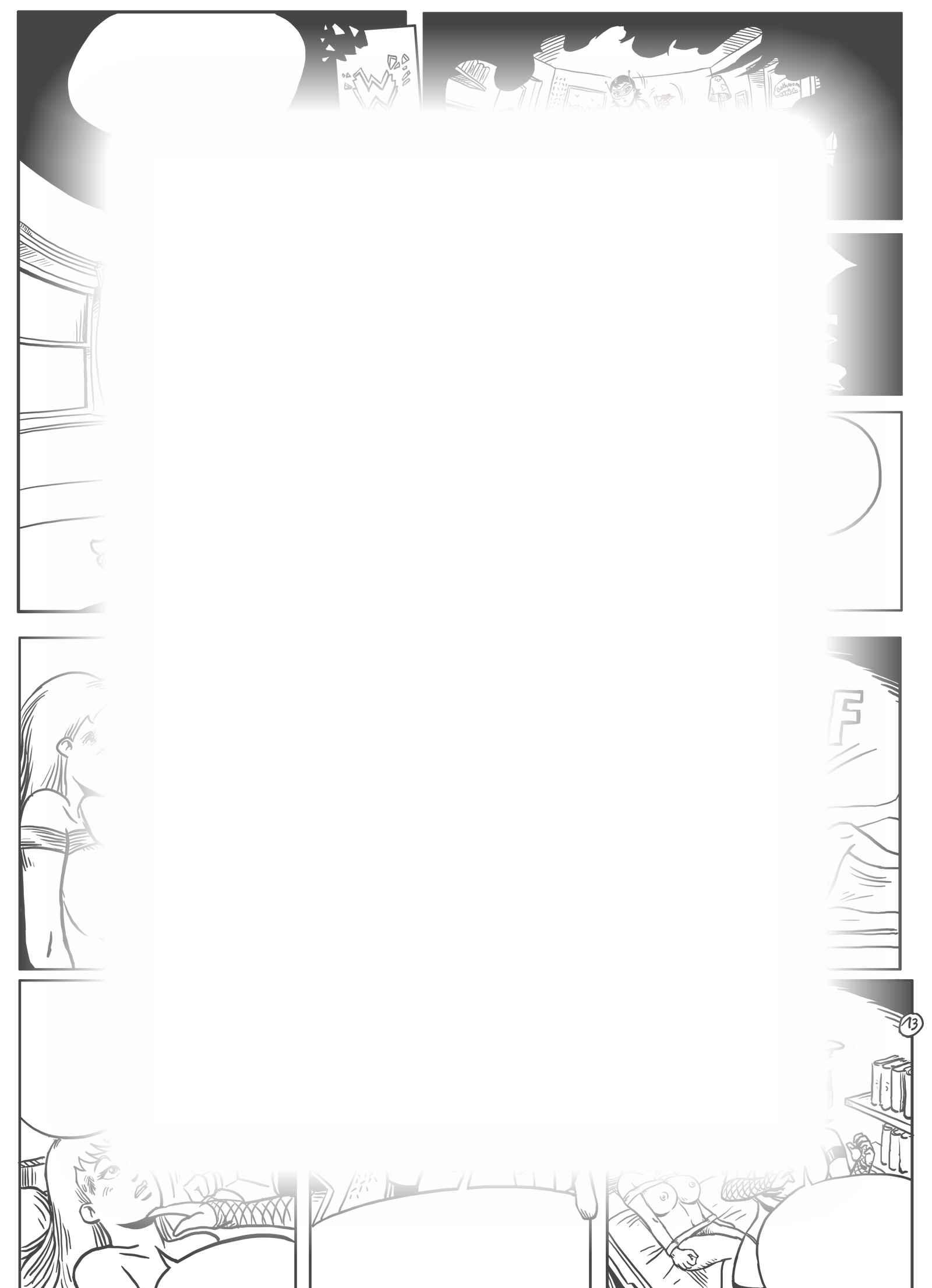 Imperfect : Capítulo 3 página 14