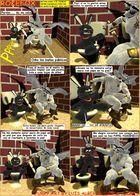 FAMILIA DE ROKEFOX : Capítulo 1 página 1