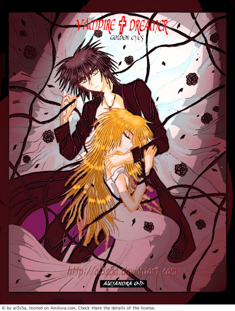 Romance mangas vampire