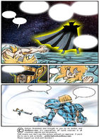 Saint Seiya - Ocean Chapter : Capítulo 3 página 15