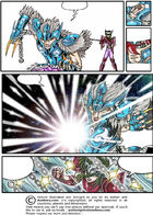 Saint Seiya - Ocean Chapter : Capítulo 3 página 18