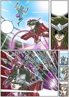 Saint Seiya - Ocean Chapter : Capítulo 3 página 22