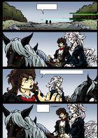 聖闘士星矢 黒戦 : チャプター 2 ページ 1