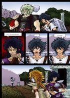 Saint Seiya - Black War : Chapitre 2 page 14