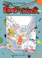 Food Attack: Artworks : Capítulo 1 página 15