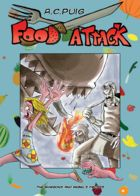Food Attack: Artworks : Chapter 1 page 16