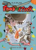 Food Attack: Artworks : Chapter 1 page 17