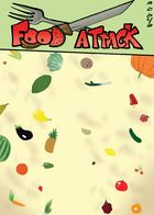 Food Attack: Artworks : Capítulo 1 página 2