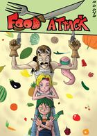 Food Attack: Artworks : Chapter 1 page 5
