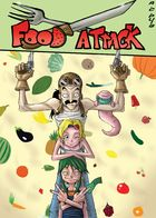 Food Attack: Artworks : Capítulo 1 página 6