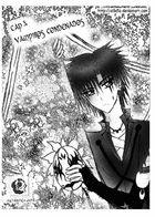 Vampire + Dreamer (Golden Eyes) : Capítulo 4 página 1