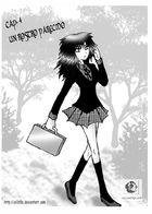 Vampire + Dreamer (Golden Eyes) : Capítulo 5 página 1