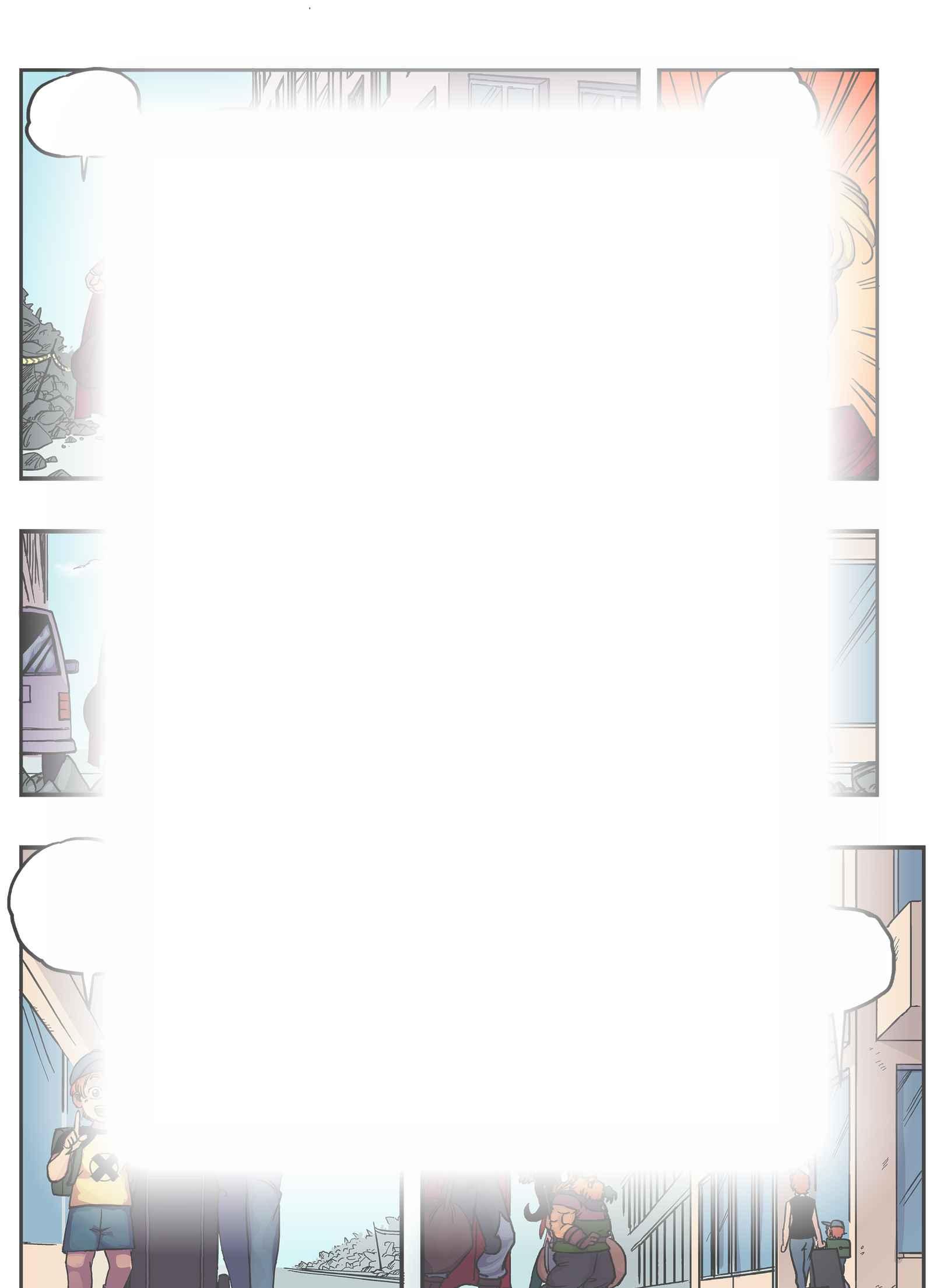 Hemisferios : Capítulo 5 página 2