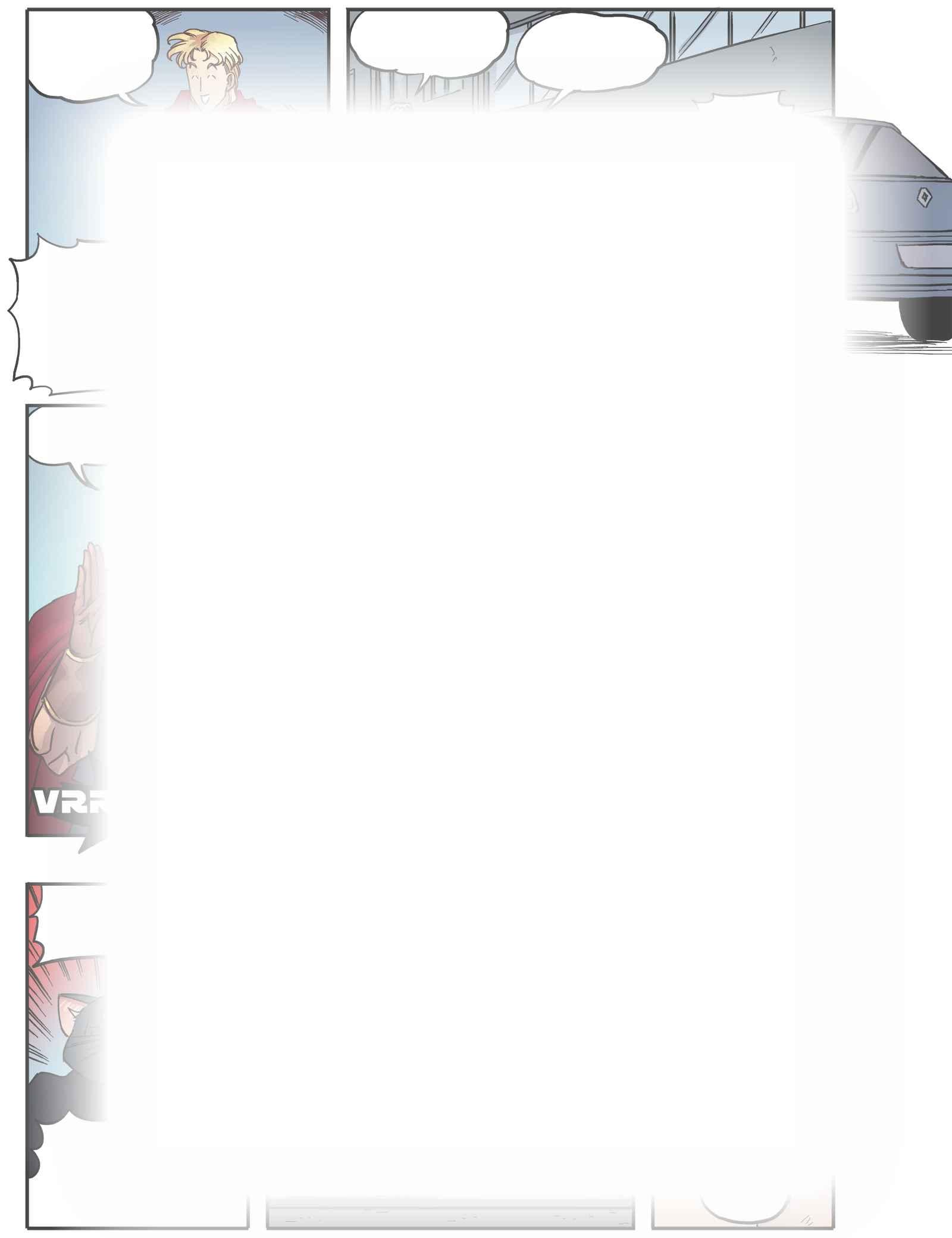 Hemisferios : Capítulo 5 página 6