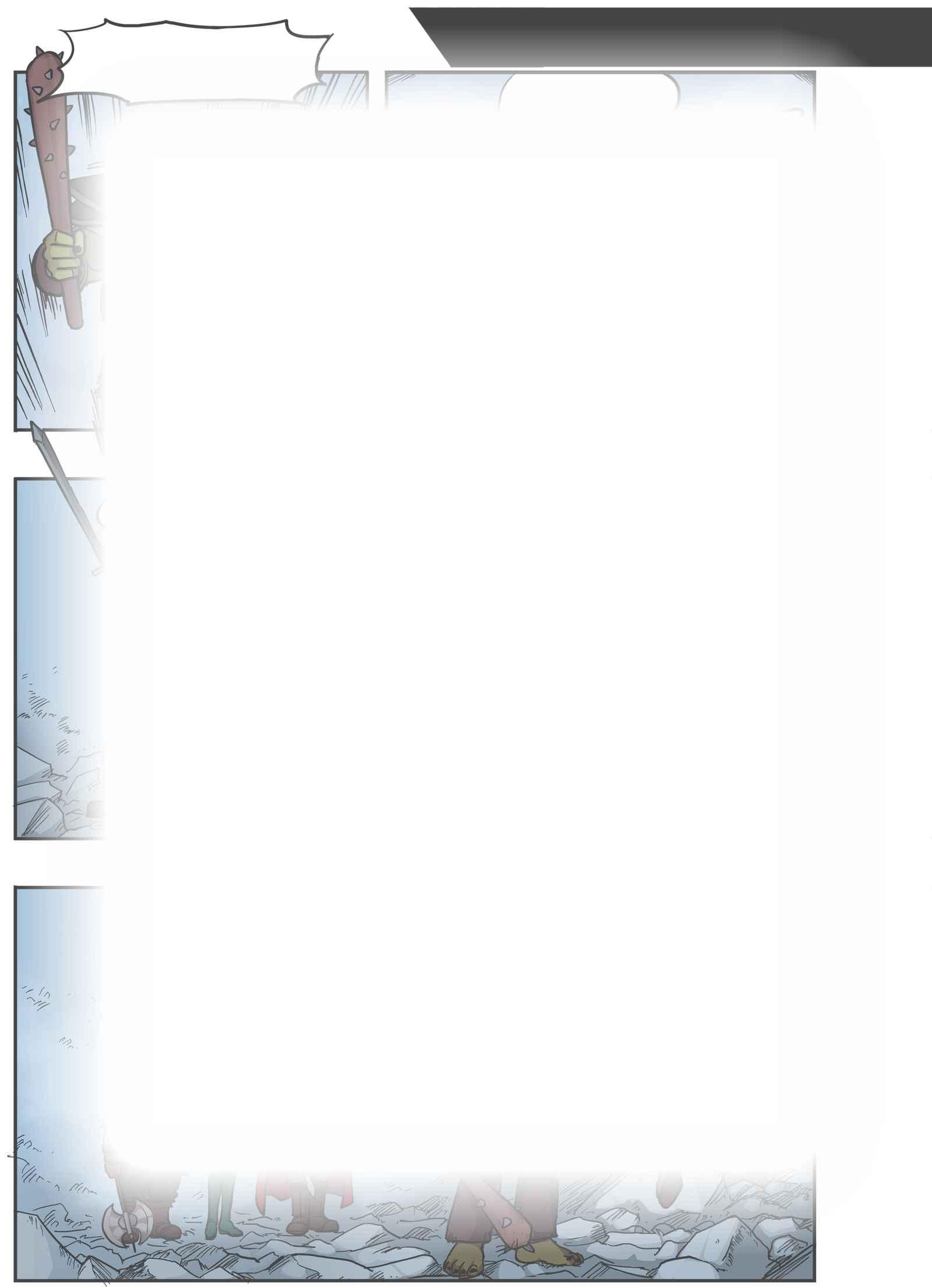 Hemisferios : Capítulo 5 página 16