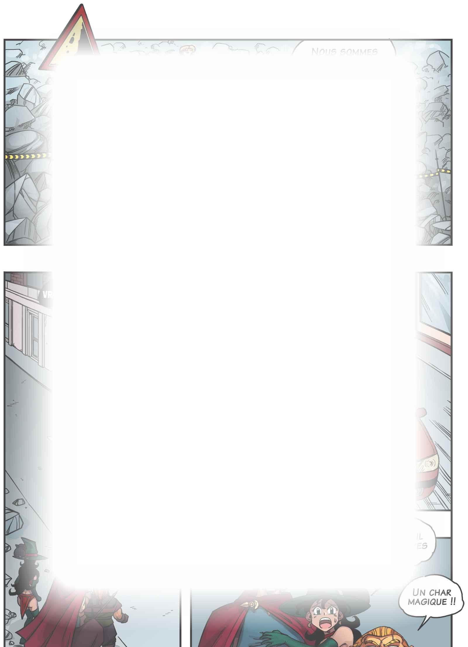 Hémisphères : Chapitre 5 page 1