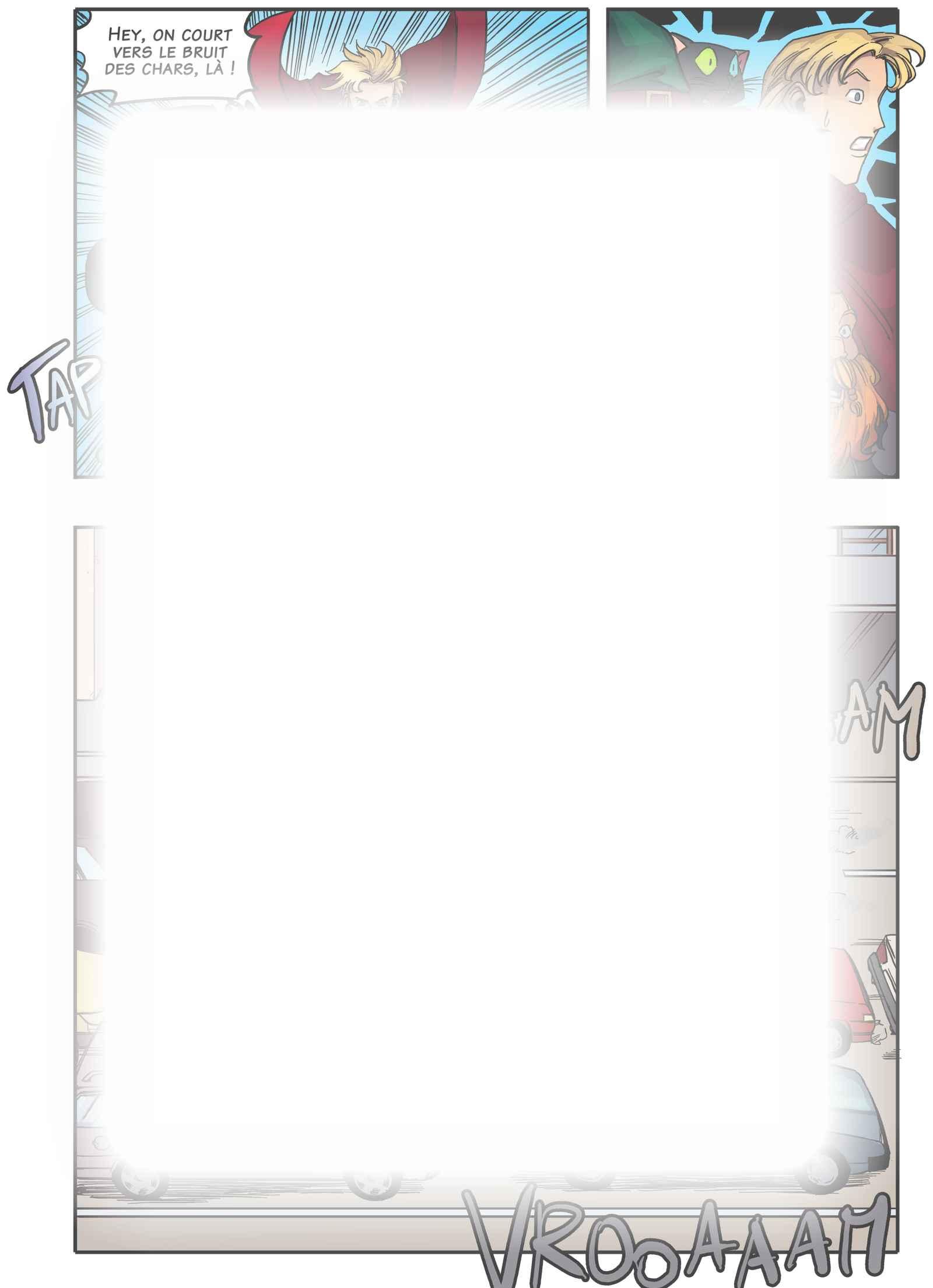 Hémisphères : Chapitre 5 page 7