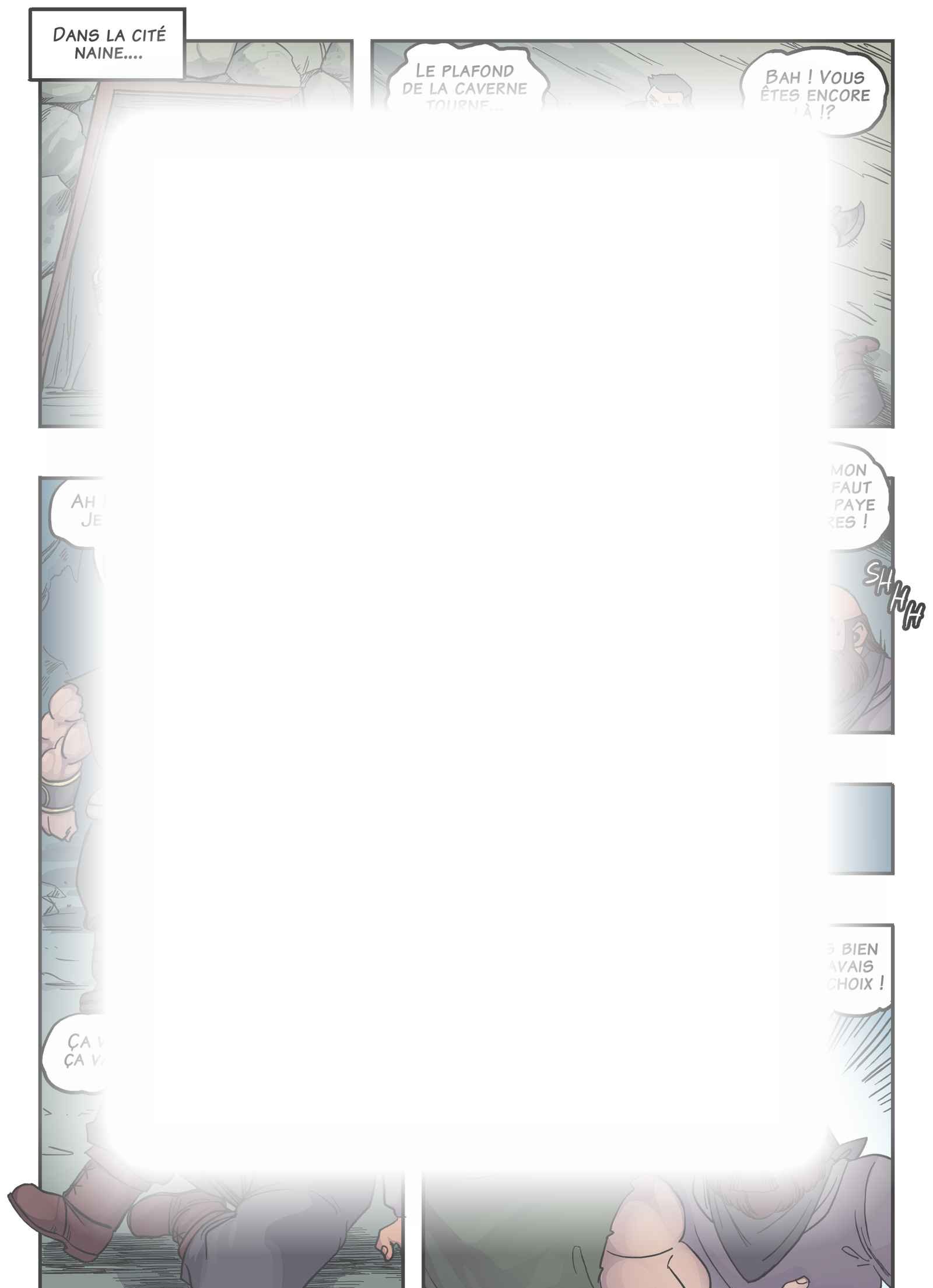 Hémisphères : Chapitre 5 page 9