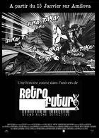 Retro Futur : Chapitre 3 page 1