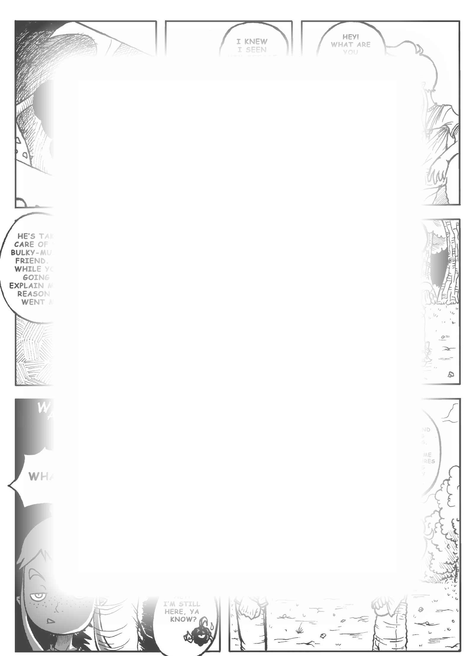 Food Attack : Chapitre 5 page 3