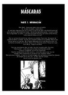 Máscaras : Capítulo 1 página 1