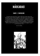 Máscaras : Capítulo 2 página 1