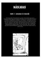 Máscaras : Capítulo 3 página 1