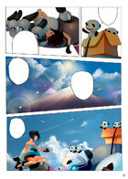 Adventures of a Girl and Pandas : Capítulo 1 página 5